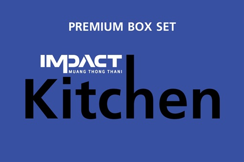 IMPACT Kitchen Set